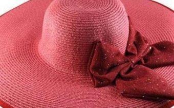 Все  дело  в  шляпе…